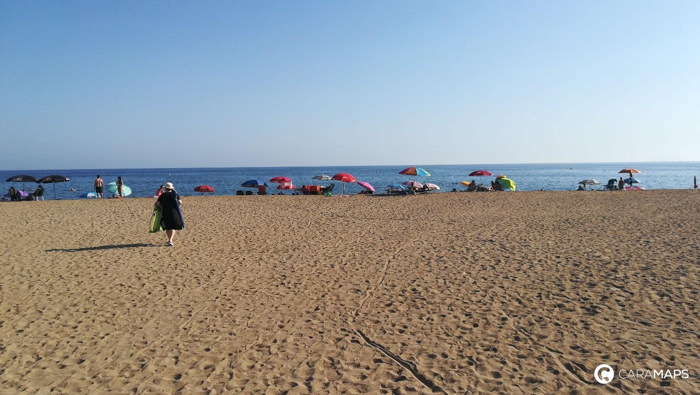 entdecken sie camping playa de mazarrón, einen zwischenstopp von