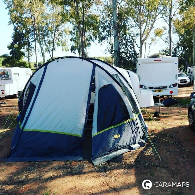 Discover Camping Playa Taray A Step By Caramaps
