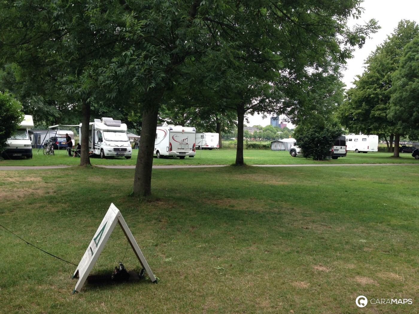 Campingplatz In Köln