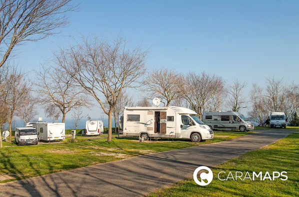 Discover Gran Camping Zarautz A Step By Caramaps