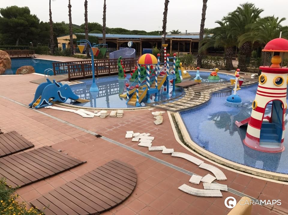 Discover Stel Camping Bungalows Resort A Step By Caramaps