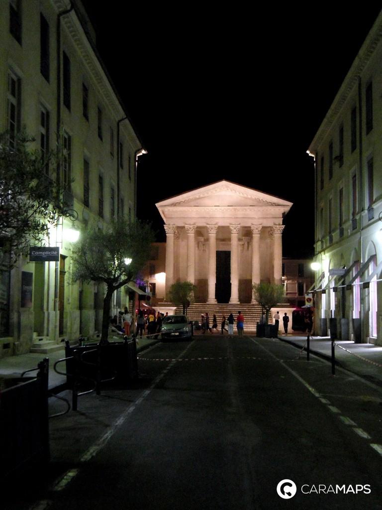 D couvrez office de tourisme et des congres de nimes une - Office de tourisme et des congres de paris ...
