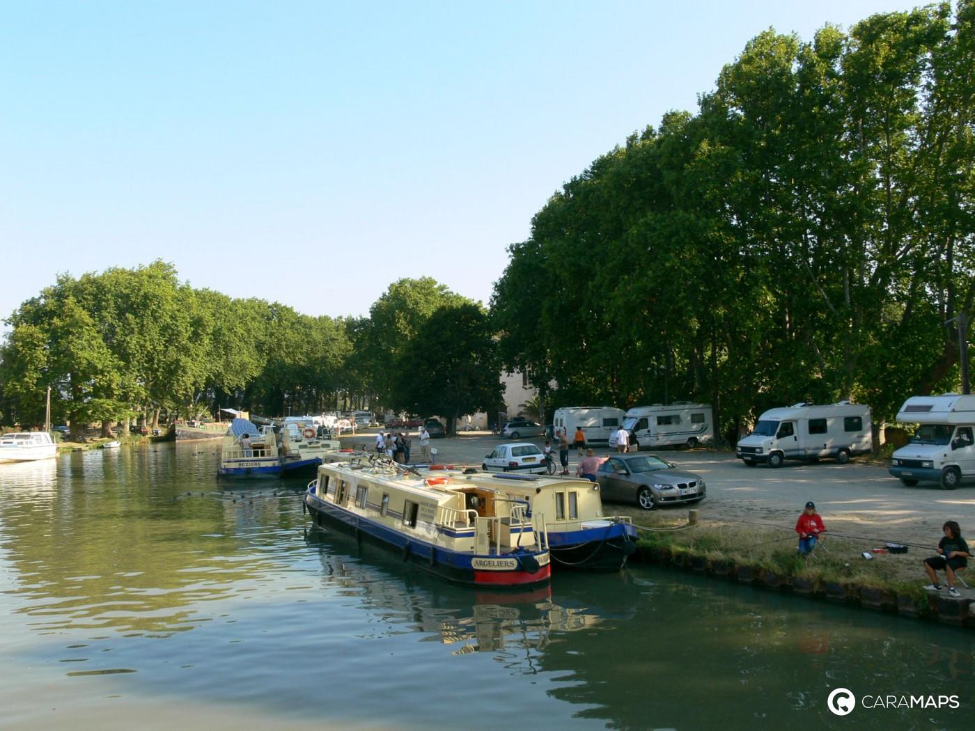 Ville De Saint Nazaire Parking