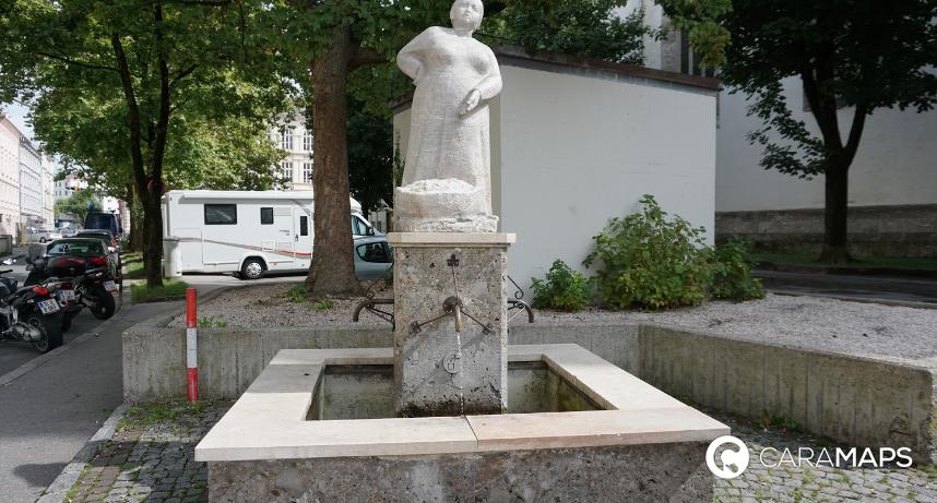 Parkplatz Salzburg
